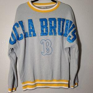 Victoria's Secret PINK UCLA BRUINS sweatshirt